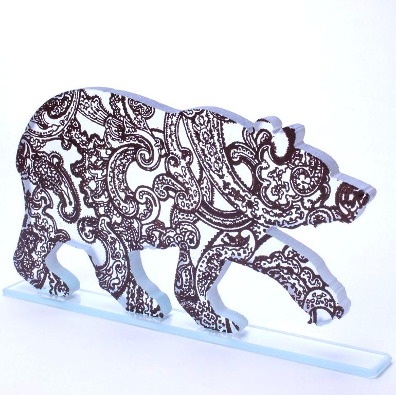 Paisley Bear - Rachel Elliott