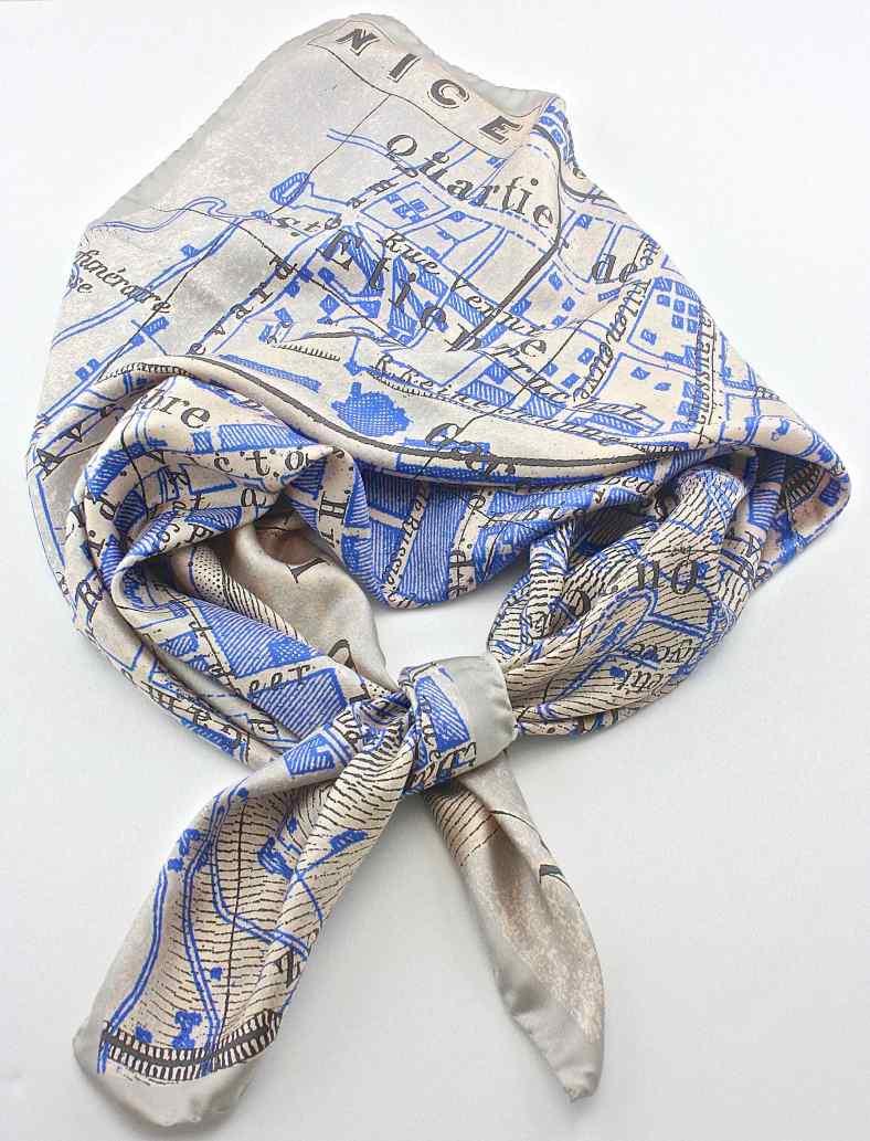 Nice silk scarf
