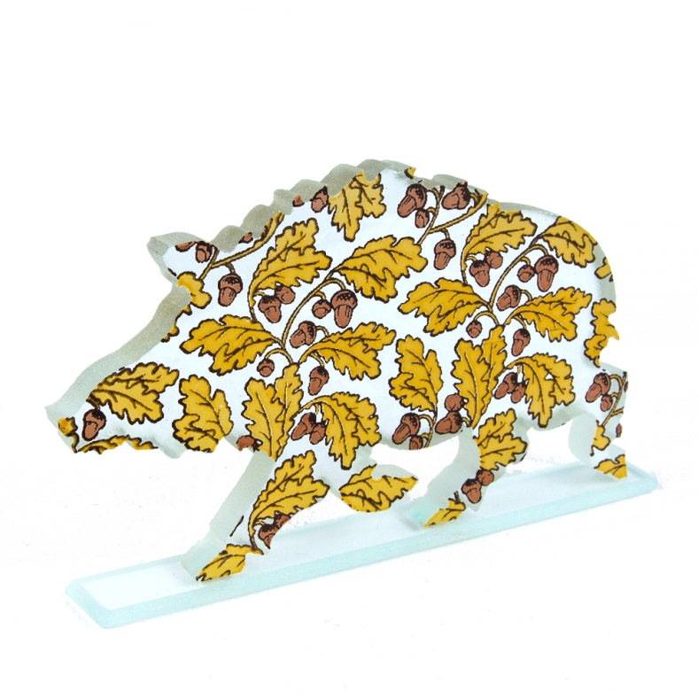 Acorns Wild Boar