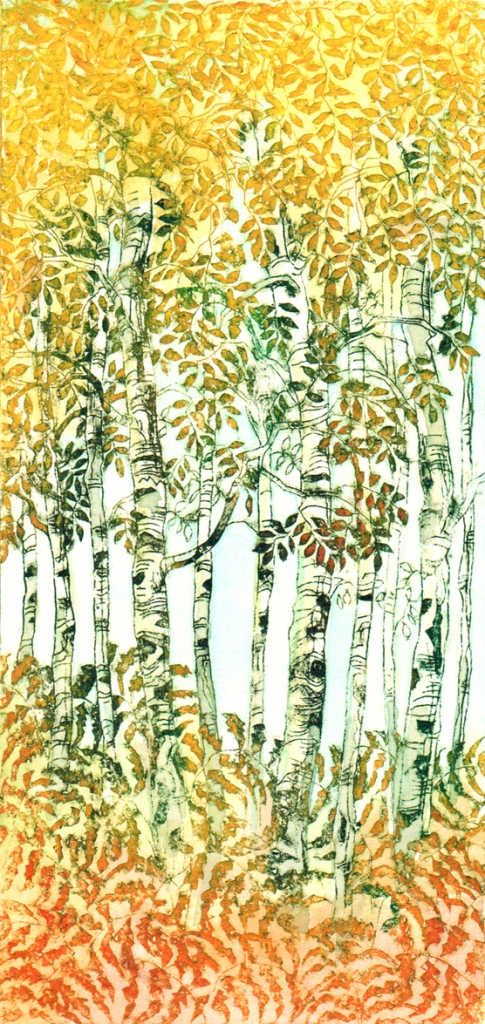 Bejeweled Birch