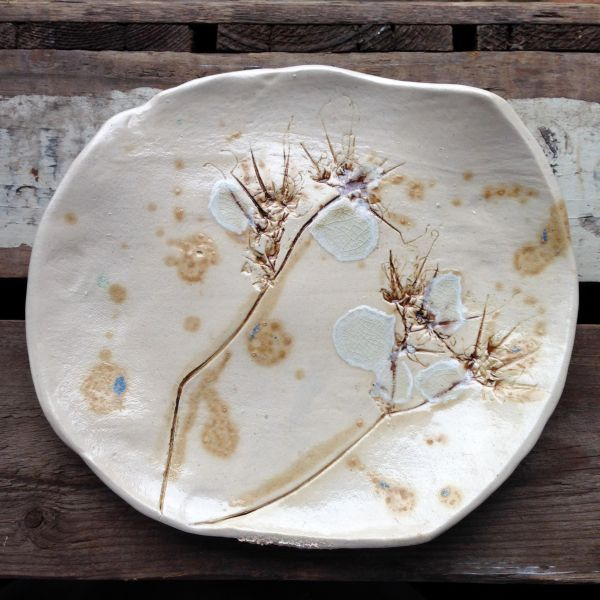 Organic Meadow Plate