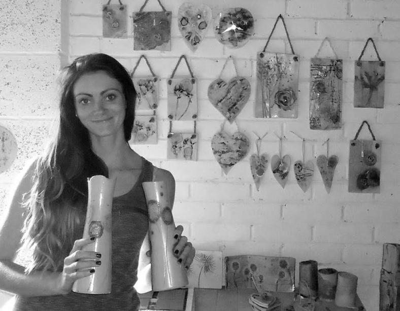 Charlotte Hupfield - Ceramicist