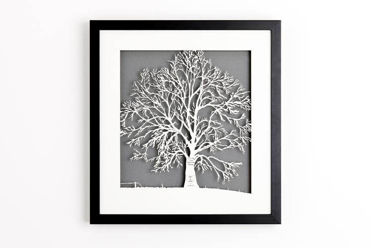 Framed Tree