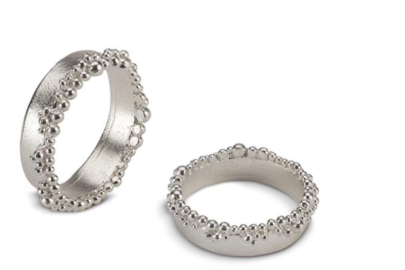 Froth Ring set