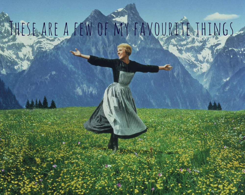Image result for my favourite things julie andrews
