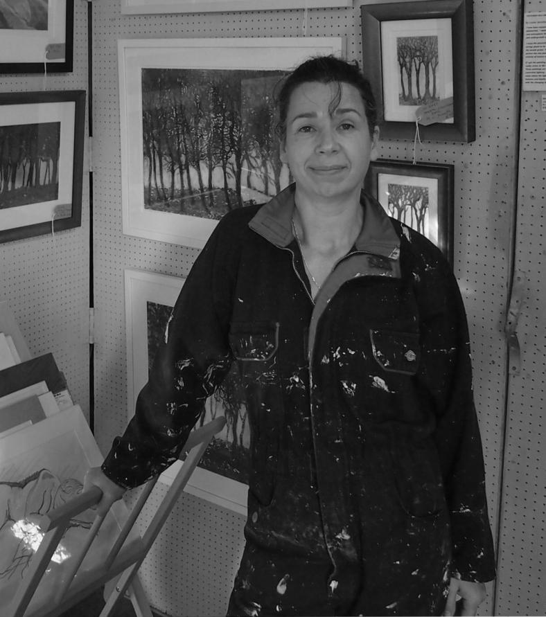 Louise Jannetta - Artist