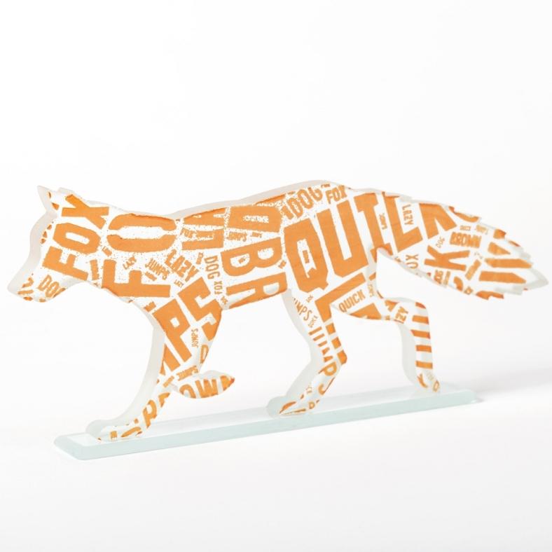 Pangram Fox