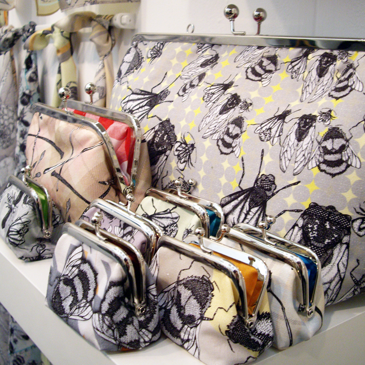 Purse, clutch bag range - Craig Fellows