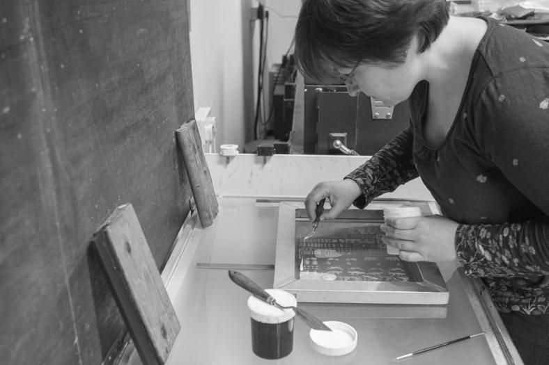 Rachel Elliott - Glass Artist