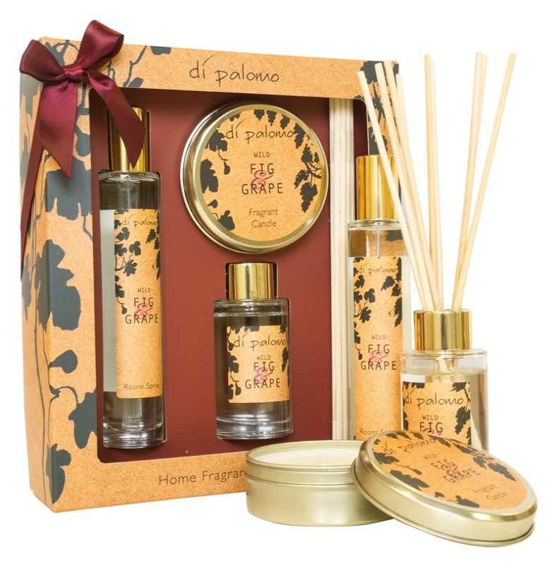 Fig & Grape Home Fragrance collection