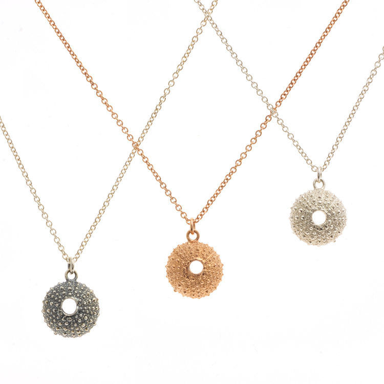 Urchin necklaces