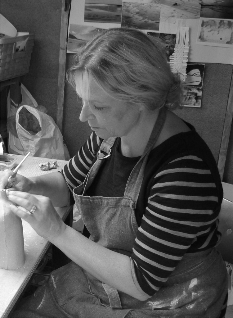 Kirsti Brown - Ceramicist