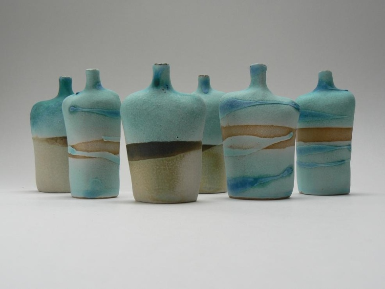 Sea and Landscape vessels - Kirsti Brown