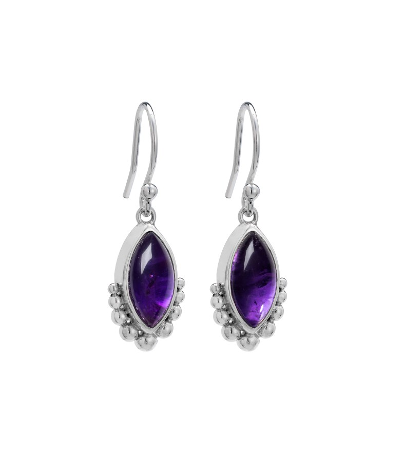 Amethyst Drops from Rebecca's Classic Collection