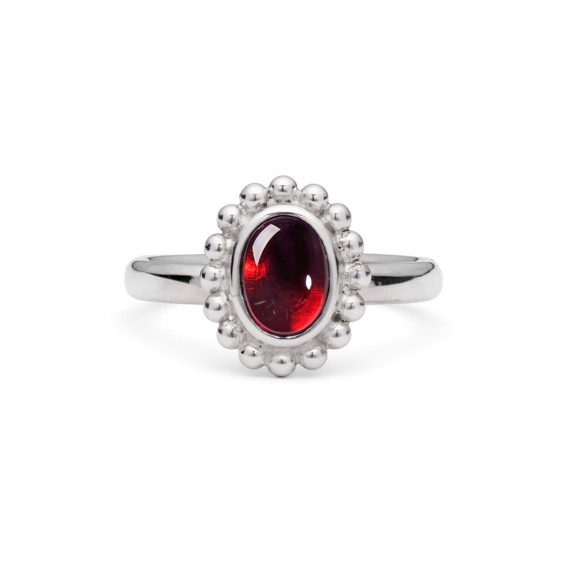 Garnet Ring from Rebecca's Classic Collection