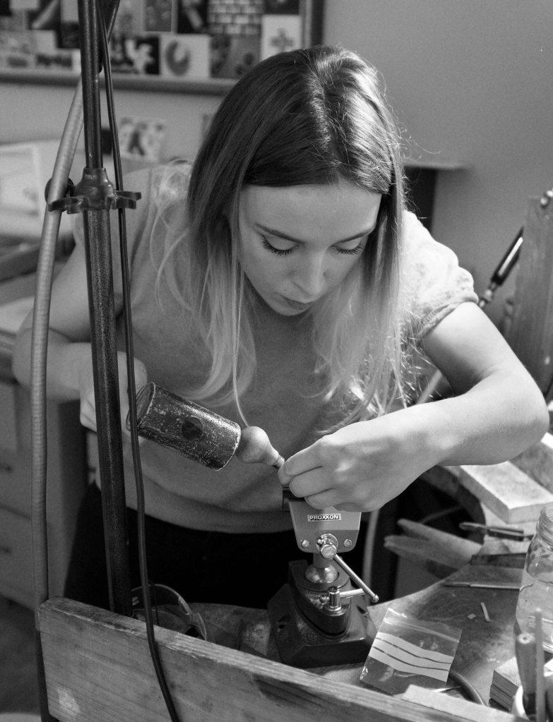 Leoma Drew - Jeweller