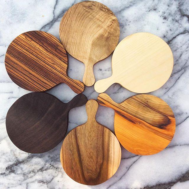 Mini round boards