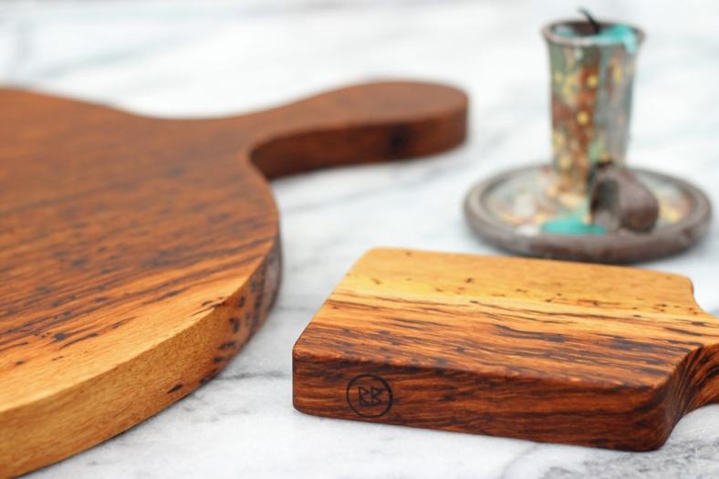 Rosie Brewer - wooden boards