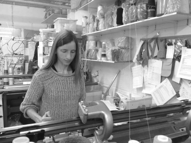 Zoe Miller - Textile Designer