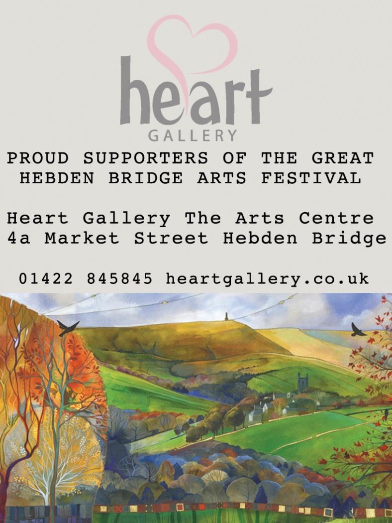 Arts Festival brochure advert small