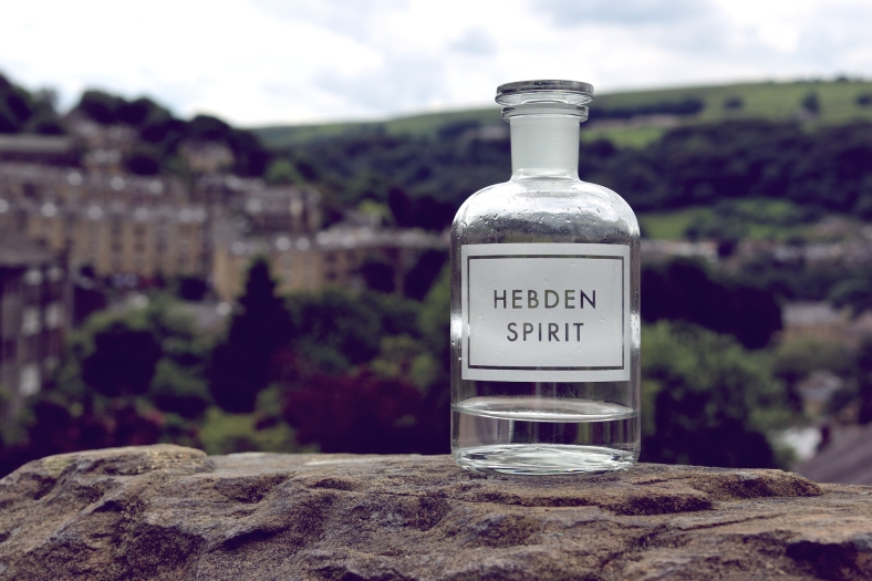 Hebden Spirit bottle