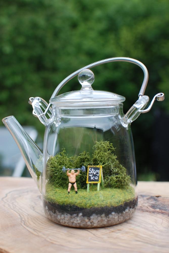 Isobel Cortese Strong Tea