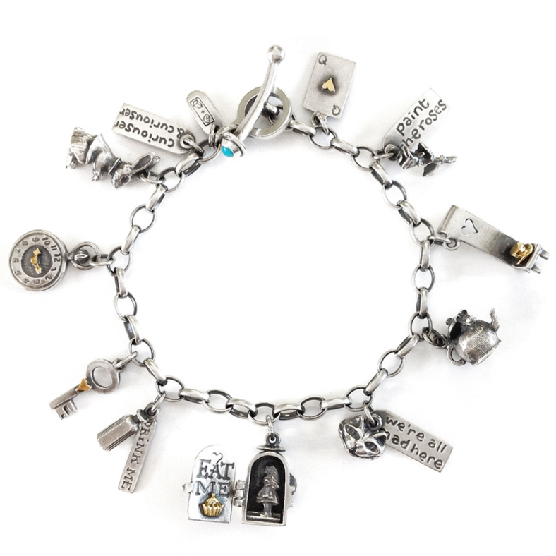 NH262 Curiouser and Curiouser, bracelet
